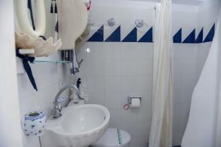 accommodation voreades big bathroom