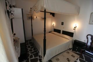 apartments voreades bedroom