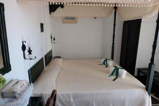 double bedroom voreades area