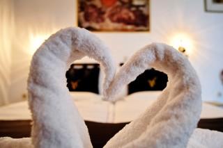 double bedroom voreades hotel