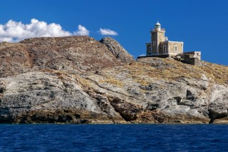 location voreades tinos island