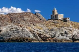 location voreades tinos island